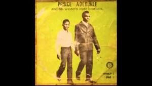 Prince Adekunle -  Volume 2 (side one)